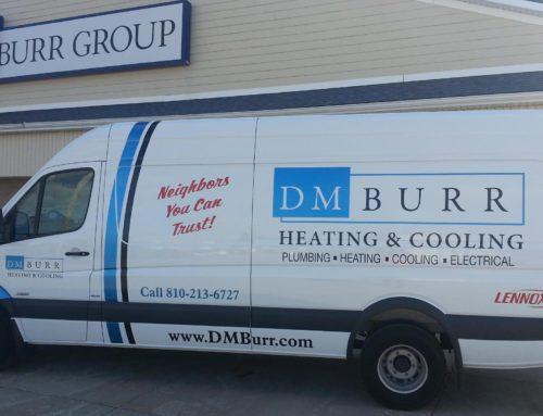 The DM Burr Group