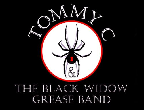 TOMMY C and the Black Widow Grease Band